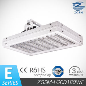 IP65 180W High Lumen LED Gas Station Canopy Light with CE/RoHS Certificated pictures & photos