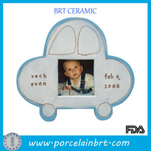 Small Cute Car Shape Photo Frame pictures & photos