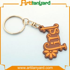 Custom PVC Key Chain with Design Logo pictures & photos