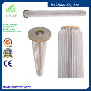 Ccaf Pleated Air Filter Cartridge pictures & photos
