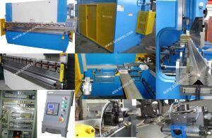 Wc67k-125t/2500 Nc Bending Machine pictures & photos