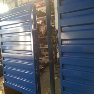 Single Faced Heavy Duty Industrial Warehouse Steel Pallet pictures & photos