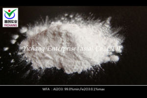 White Fused Alumina for Abrasive Media & Reractory Raw Materials pictures & photos