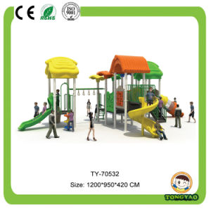 Funny! ! ! Playground Models and Plastic Slide for Children (Ty-70532) pictures & photos