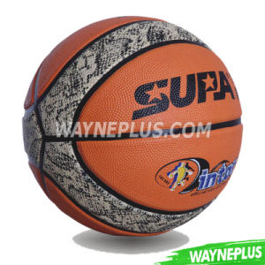 Wholesale Offical Rubber Basketball pictures & photos