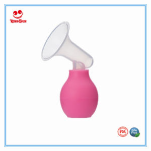 Simple Medical Grade Baby Breast Pump Strong Suction pictures & photos