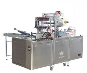 Perfume Box Cellophane Overwrapping Machine (LS-300L) pictures & photos