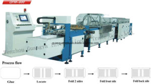 Automatic Hard Book Cover Making Machine