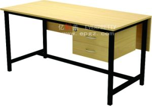 High Quality Wooden School Teacher Table Desk with Drawers of Sf-15t pictures & photos