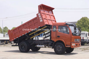 No. 1 Cheapest/Lowest Dongfeng/DFAC/Dfm/Dfcv King Kong 103 HP 4X2 Light Tipper/Small Tipper/Light Duty Tipper/Small Light Mini Dumper Truck /Small Dumper pictures & photos