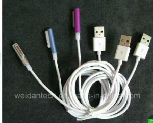 LED Shining Magnetic Charging Cable pictures & photos