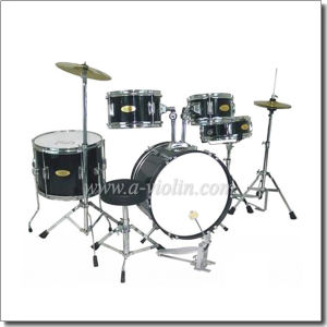 5-Piece Junior Drum Set/Children Drum Set with Drum Stick (DSET-60E) pictures & photos