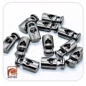 Competitive High Quality Alloy Spring Fastener/Alloy Stopper and Cord Buckle