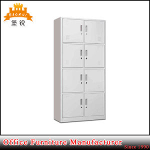 School or Public Place Use Storage Metal 8 Door Clothes Cabinet pictures & photos