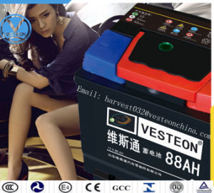 China 12V Auto Mf Car Battery N100 pictures & photos