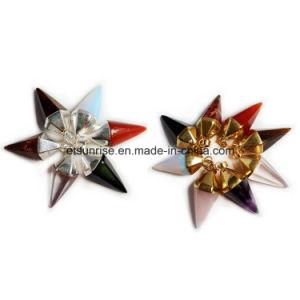 Semi Precious Stone Fashion Crystal Gemstone Beadjewelry Pendant (ESB01471) pictures & photos