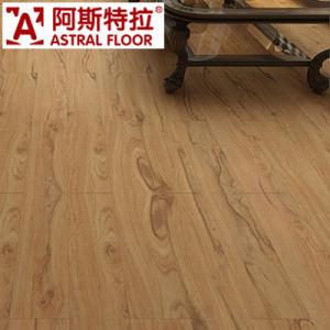HDF 12mm AC3, AC4 Wood Laminate Flooring pictures & photos