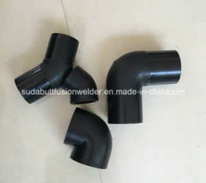 HDPE Pipe Fitting 90 Degree Elbow pictures & photos