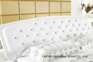 6 Pieces Fashion Wooden Bedroom Wardrobe Closet Set pictures & photos