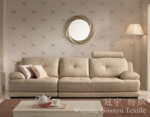 Polyester Suede Home Textile Sofa Covers for Furnitures pictures & photos
