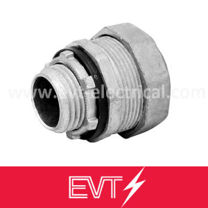 Flexible Pipe Fitting Straight Liquid-Tight Connector pictures & photos