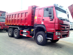 Cheap HOWO 6X4 Dump Truck pictures & photos