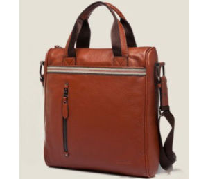 High Quality Leather Men Messenger Bag (B729) pictures & photos