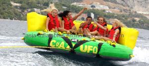 Inflatable Crazy UFO Sofa Ski Tubes Towable pictures & photos