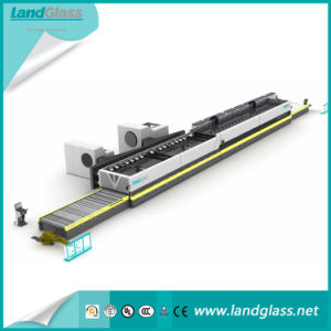 Landglass Professional and Top Manufacturer of Glass Tempering Machines Production Line pictures & photos