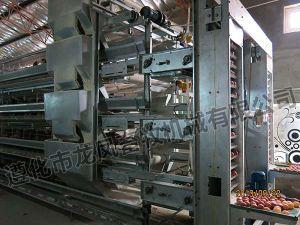 Hot Sale Galvanized Chicken Cage Certificate ISO9001