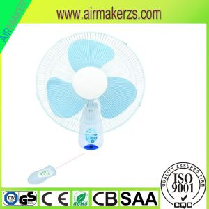16 Inch Wall Mounted Fans with Remote Control GS/Ce/Rohs pictures & photos