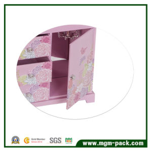 Lovely Plastic Wholesale Factory Price Jewelry Box pictures & photos