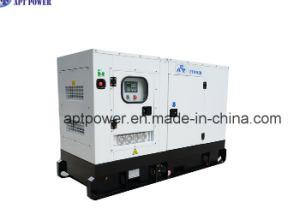 20kw Isuzu Diesel Generator with Super Soundproof Canopy Genset pictures & photos