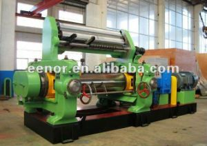Rubber Mixing Mill Two Rolls Mill Open Mixing Mill Two Roll Mill pictures & photos