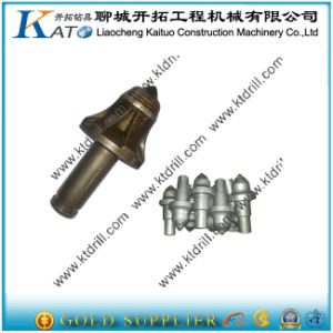 Conical Trenching Tools RM8 (3070) Round Shank Cutting Bit pictures & photos