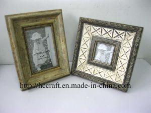 Compo Wooden Photo Frame for Home Decoration pictures & photos