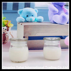 50ml Mini Glass Pudding Jar with Sealed Glass Lid pictures & photos