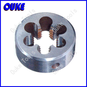 High Quality DIN223 HSS Metric Round Dies pictures & photos