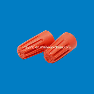 Plastic Injection Close-End Cable Connector pictures & photos