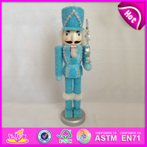 2015 Wooden Nutcracker Toy for Promotion, New Design Promotion Cartoon Toys Wholesale, Smart Toys Gift Promotion Items W02A069A pictures & photos