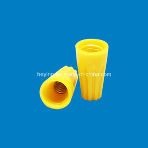 Plastic Nylon Close-End Cable Connector pictures & photos