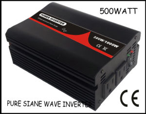 500W DC12V AC100V 50Hz Power Inverter