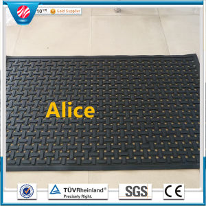 Hotel Rubber Mat/Acid Resistant Rubber Mat/Antibacterial Floor Mat pictures & photos