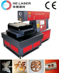 Small YAG 500W Laser Cutting Machine 500mm*500mm