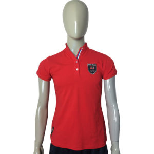Custom Women′s Logo Polo Shirt, Polo T Shirts pictures & photos