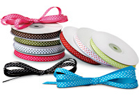 Wholesale Polyester Grosgrain Holiday Decoration Ribbon pictures & photos