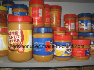 340g Crunchy Peanut Butter Natural Low Sugar and Fat pictures & photos