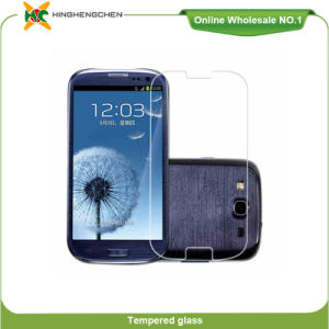 Ultra Clear Tempered Glass Screen Protector for Samsung Galaxy S3 pictures & photos