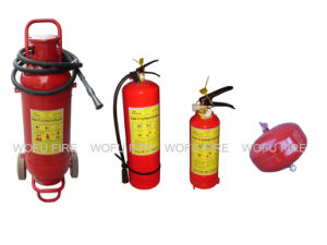 Bc Dry Chemical Powder Fire Extinguisher pictures & photos