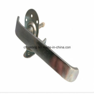 Precision Casting Door Furniture Padlock Handle pictures & photos